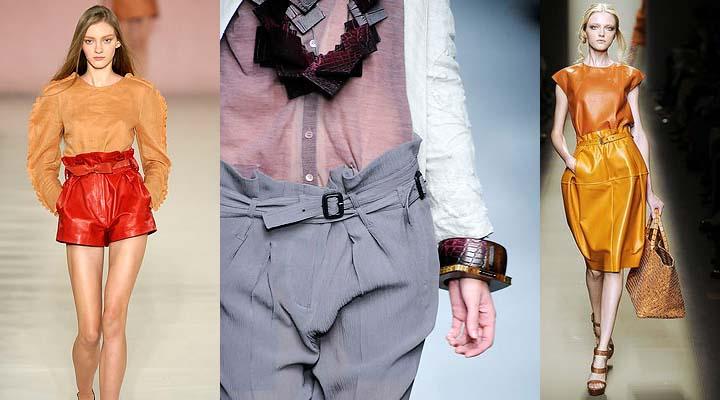 paper-bag waist