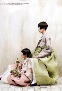 Korean Vogue