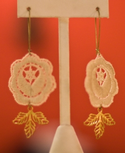 Joti Lace Earrings