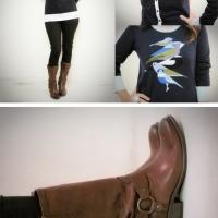 Birds, Boots, Buttons