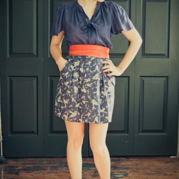 many belles down skirt