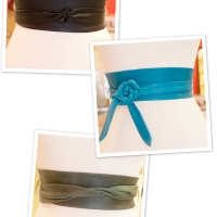 Different ways to tie an ADA belt