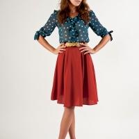 return of the midi-length skirt