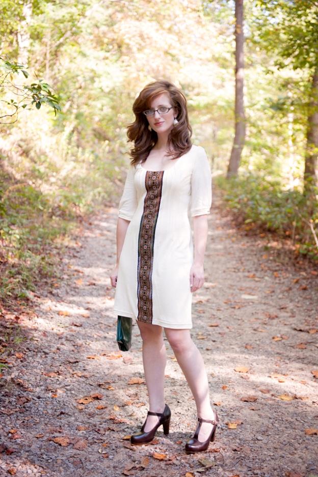 dress by liz white