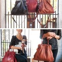 Merci Marie:  Italian Leather Handbags for Life