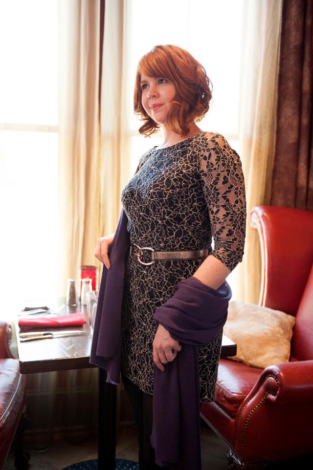 Noley Lace Dress