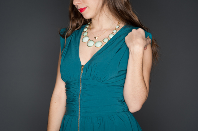 Edith Statement Necklace