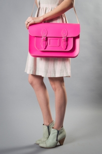 Stella Satchel available online.