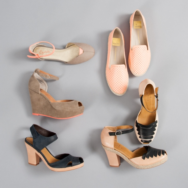 Shoes In-Store at Minx