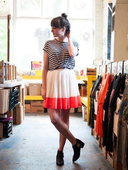 Comme Toi Skirt
