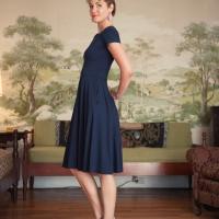 Dress Love: Nadia Tarr's T-Shirt Circle Dress