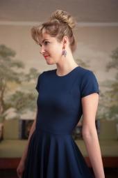 Earrings by Loren Hope