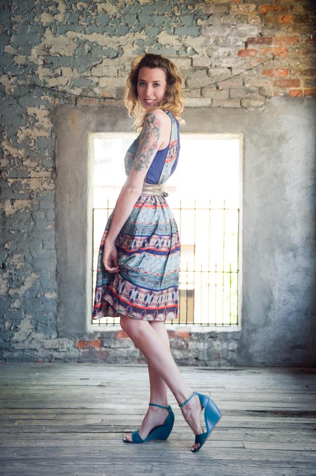 lavand hanah dress