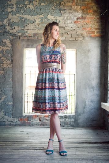 lavand heidi dress