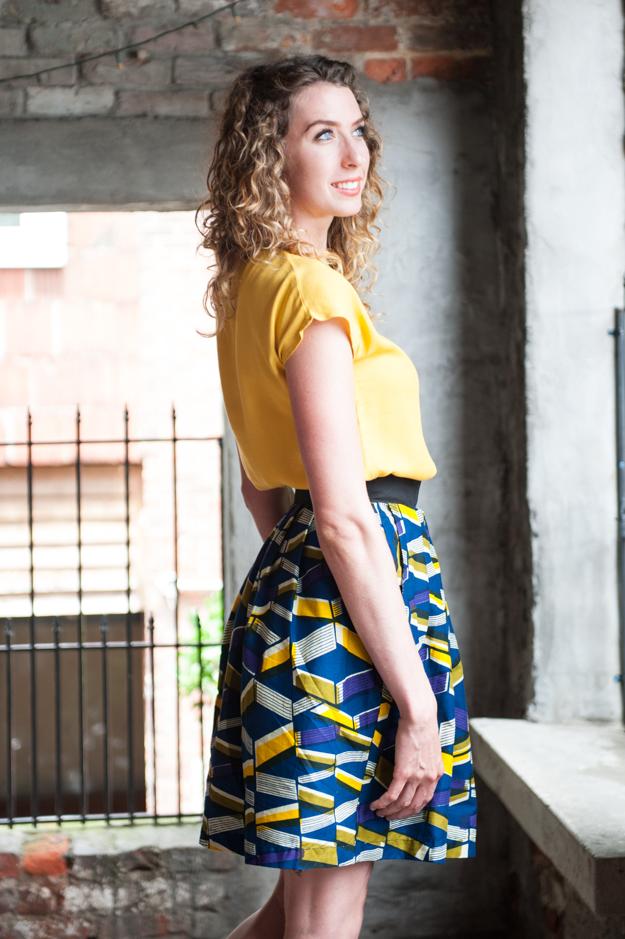 Busayo Skirt