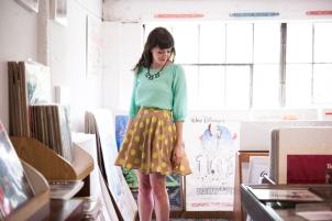 Neon Pop Skirt