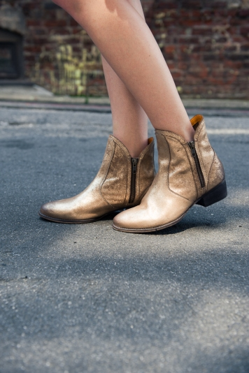 Lucky Penny Boots by Seychelles