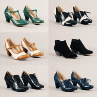 New Shoes for Fall, In-Store and Online