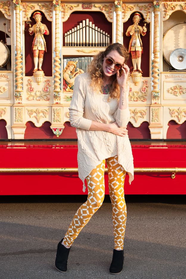 Masala Leggings by Threads for Thought