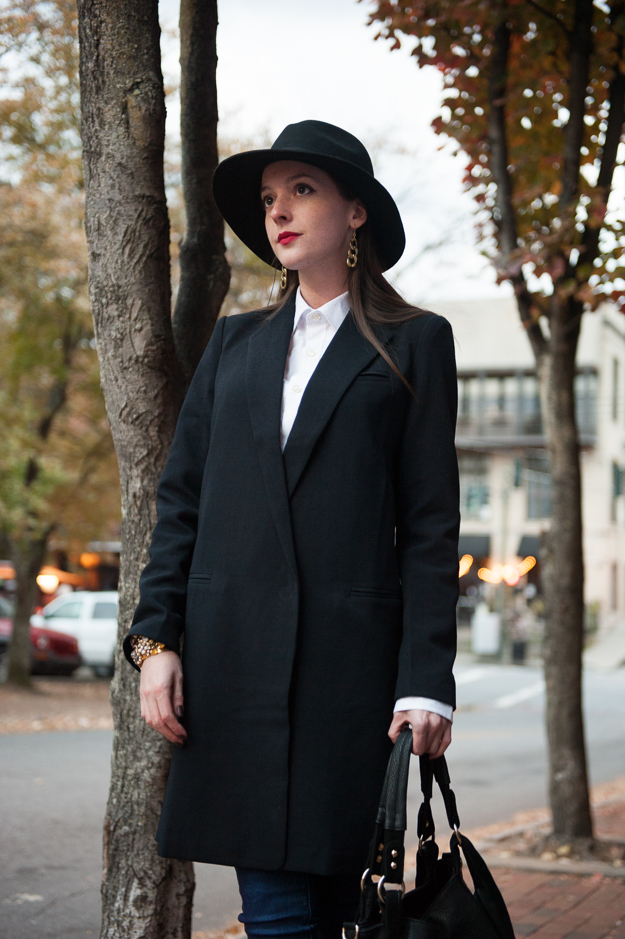Audrey 3+1 Coat