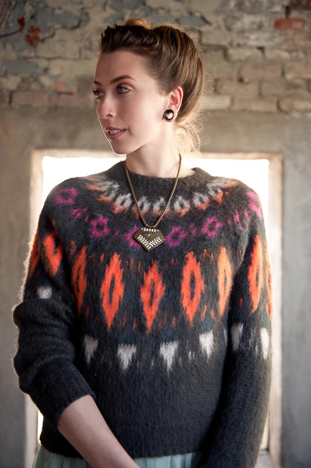 Lea Sweater Numph