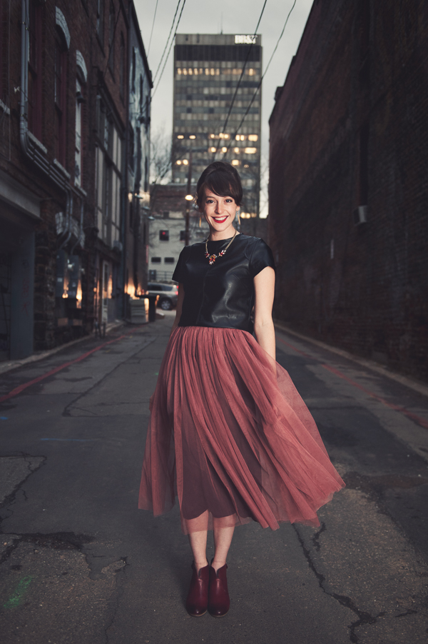 Melody Tulle Skirt