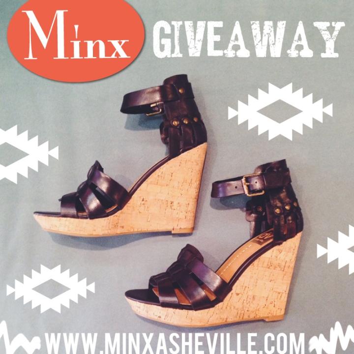 DV Platforms | Minx Giveaway