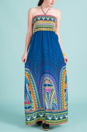 City Lights Maxi Dress