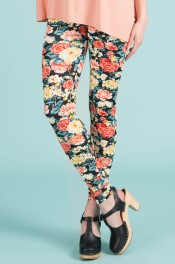 Super Soft Floral Leggings