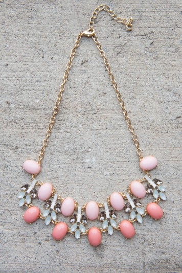 Perfect Pebbles Necklace