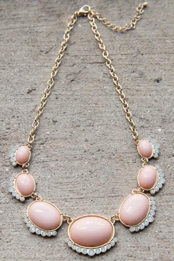 Ellipse Necklace