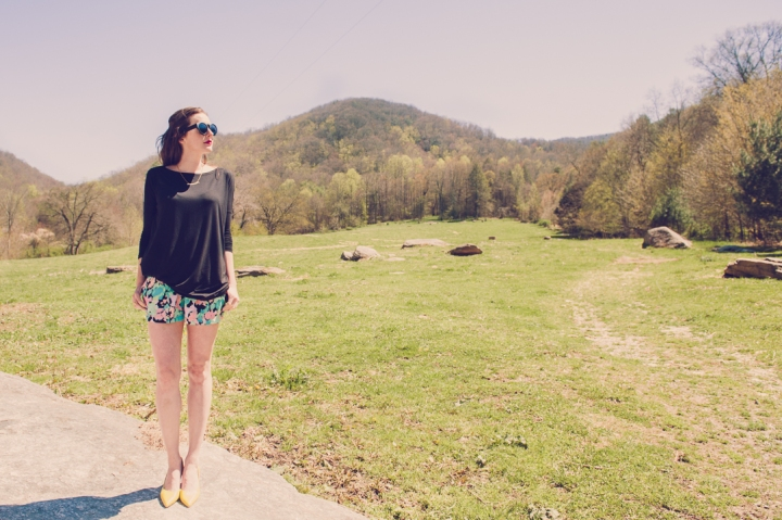 Styling Piko Top for Spring