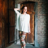 Piko 3/4 Sleeve Tops and Leggings - Mix and Match