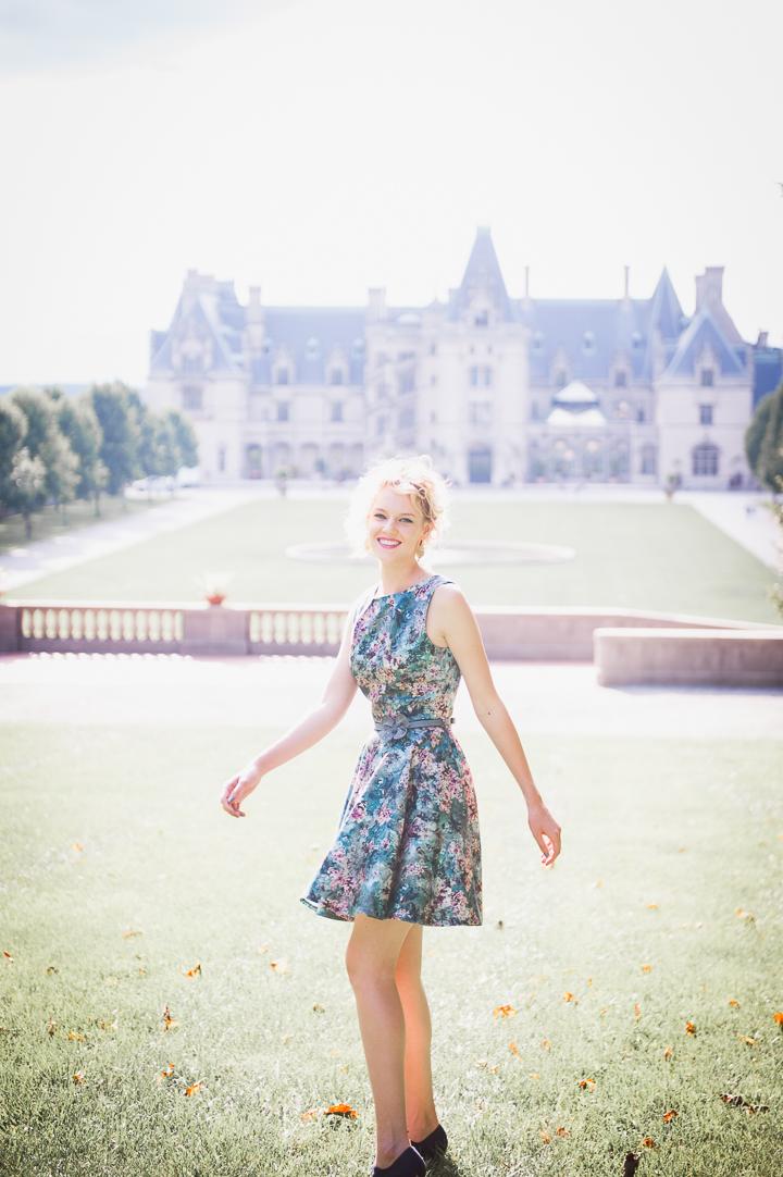 The Closet Garden Party Dress
