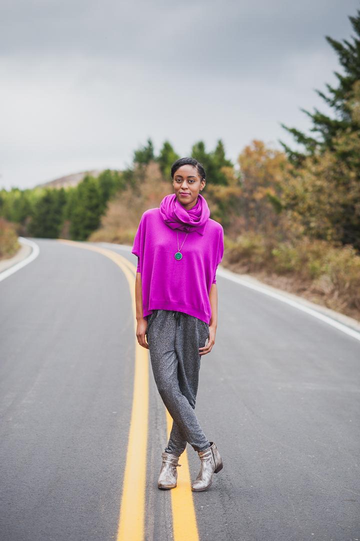 Kerisma Hampton Knit Wrap