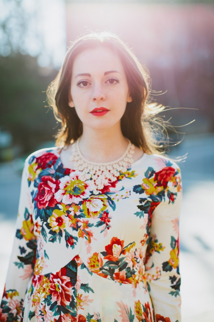Ark & Co. Floral Dress