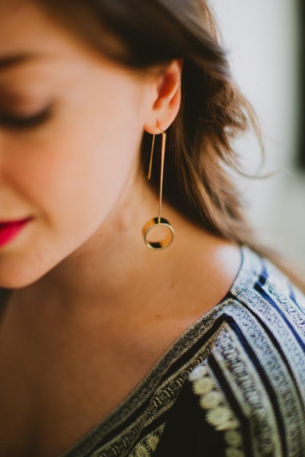 Shape Shifter Earrings