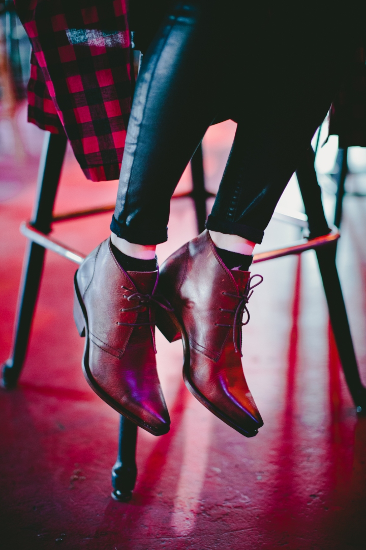 Handmade Marsa Boots by  Sendra