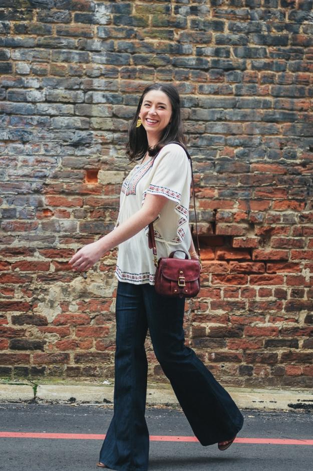 Tanya Wide Leg Jeans, Level 99