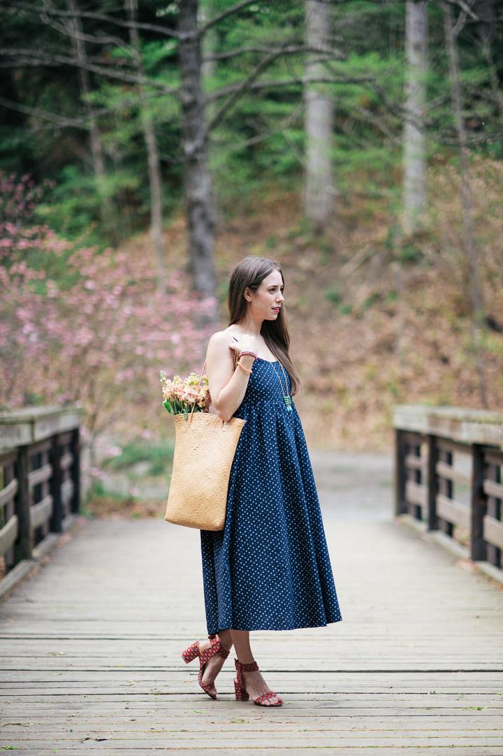 The Hanger Midi Dress