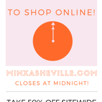 Final Call to Shop Minx Online!