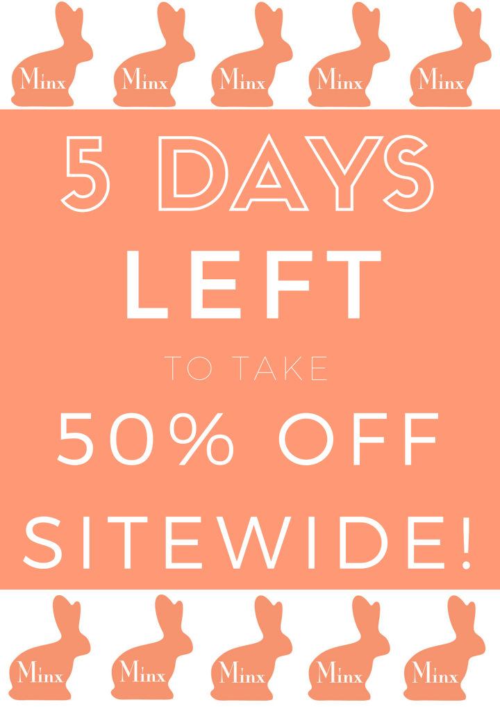 Sitewide Sale Ends Soon!