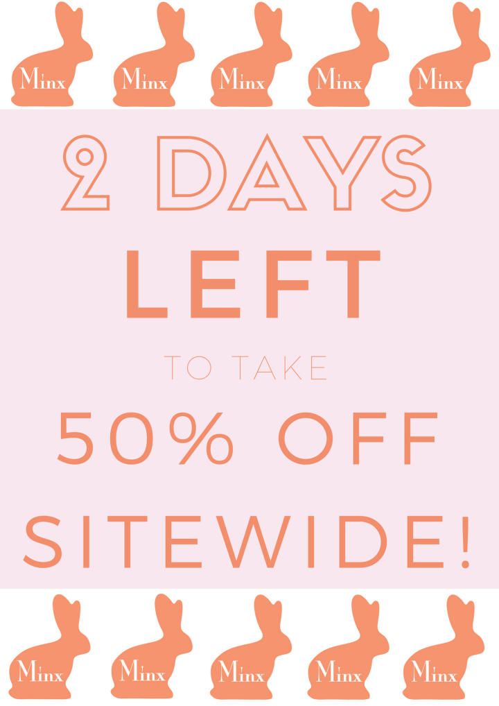 Final Sitewide Sale!