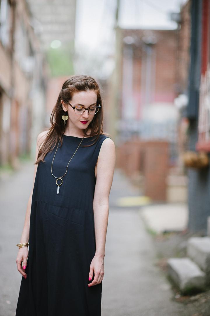 CP Shades A-line Dress