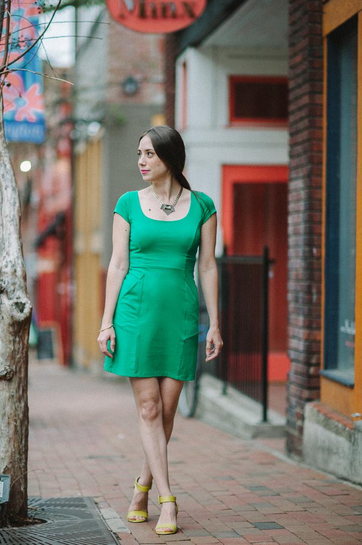 Jennifer Dress by Susana Monaco