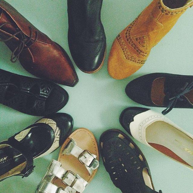 Shoes, Shoes, Shoes, @minxasheville