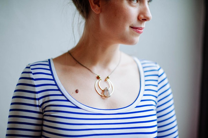 Ten 2 Midnight Necklace, Minx Boutique, Minx Asheville