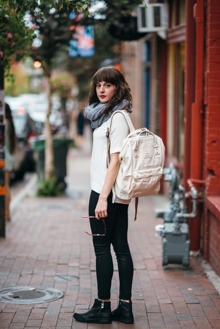 J Carrot Backpack, Anello Japan