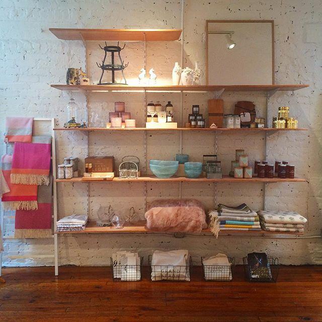 Minx Upstairs Shelves