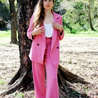 Power to the Pink Suit